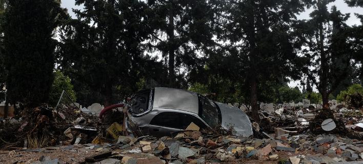 Γενική Γραμματεία Πολιτικής Προστασίας: Ψέματα ότι υπάρχουν διπλάσιοι νεκροί στην Μάνδρα