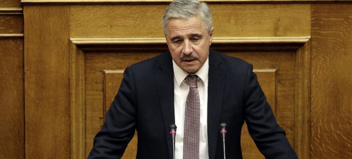 Γιάννης Μανιάτης (Φωτογραφία: Eurokinissi)