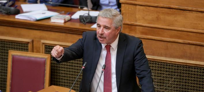 Ο βουλευτής Αργολίδας του ΚΙΝΑΛ Γ. Μανιάτης -Φωτογραφία αρχείου: Eurokinissi