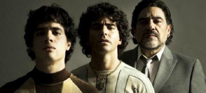 Η πρώτη σκηνή-σοκ με χρήση ναρκωτικών -Η ταινία για τον Μαραντόνα από την Amazon