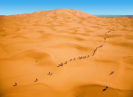 Ο πιο σκληρός αγώνας δρόμου σε όλο τον κόσμο γίνεται στο Μαρόκο