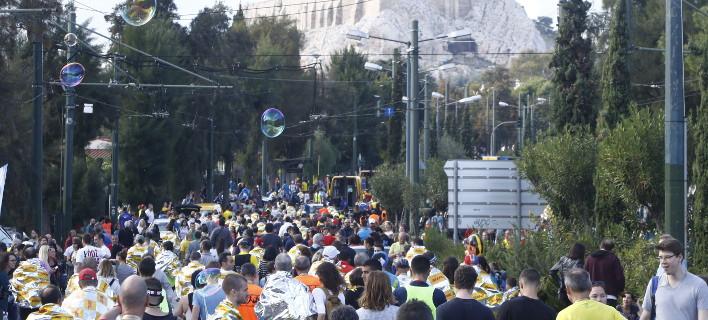 Μαραθώνιος/Φωτογραφία: Eurokinissi