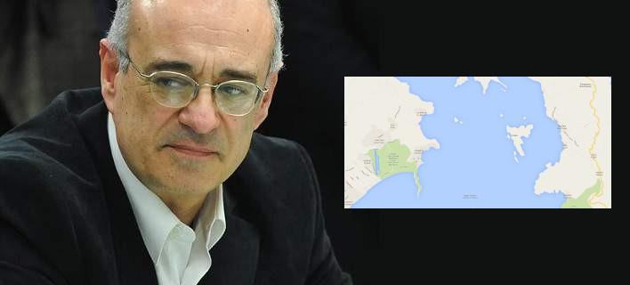 Αυτό είναι το «θερινό Νταβός» του υπουργού Μάρδα στην Ελλάδα -Το νησί Αιγιλεία