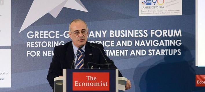 Μάρδας: Δεν υπάρχει πρόβλημα με τα capital controls, οι επιχειρήσεις εξυπηρετούνται!