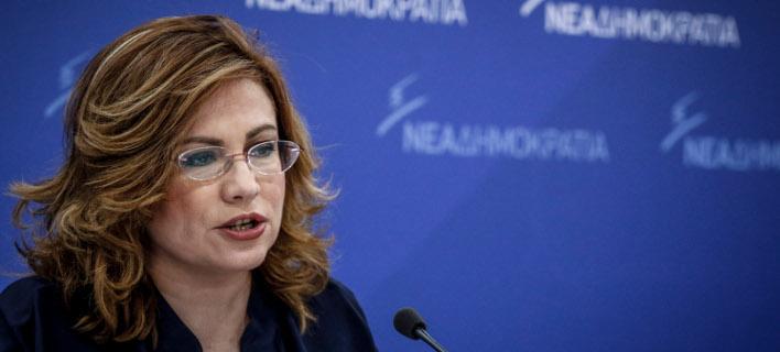 Μαρία Σπυράκη/Φωτογραφία: Eurokinissi