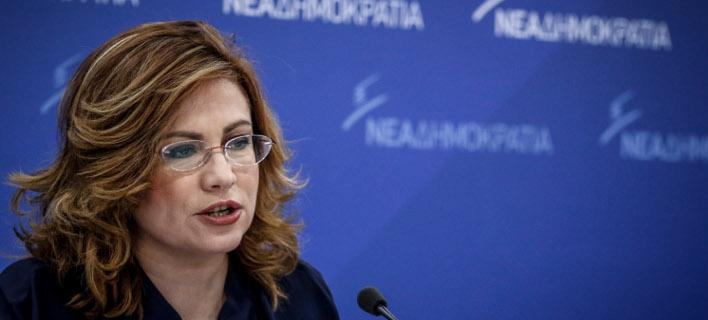Μαρία Σπυράκη/Φωτογραφία: Eurokinissi/ΓΙΩΡΓΟΣ ΚΟΝΤΑΡΙΝΗΣ