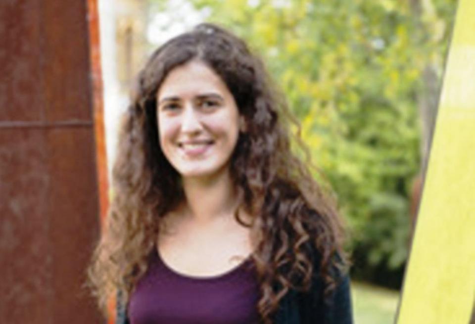 H δρα Μαρία Σπύρου του Τμήματος Αρχαιογενετικής του γερμανικού Ινστιτούτου Μαξ Πλανκ για την Επιστήμη της Ανθρώπινης Ιστορίας