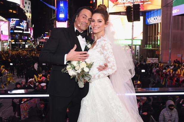 Έναν χρόνο μετά τον πολιτικό τους γάμο στην Times Square, η Μαρία Μενούνος και ο Κέβιν Αντεργκάρο θα παντρευτούν στην Ελλάδα.