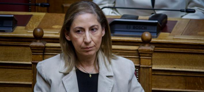 Μαριλίζα Ξενογιαννακοπούλου/Φωτογραφία: Eurokinissi