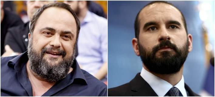 Ο Τζανακόπουλος προανήγγειλε μήνυση κατά Μαρινάκη -Για το νυχτερινό τηλεφώνημα