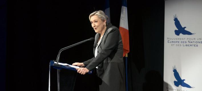 ΦΩΤΟΓΡΑΦΙΑ: facebook/Marine Le Pen