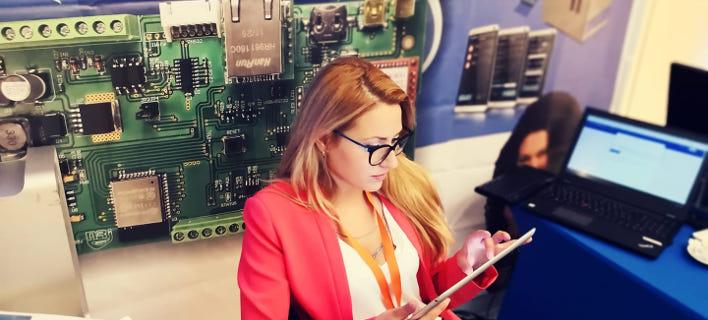 Η Βικτόρια Μαρινοβα/Φωτογραφία: Facebool