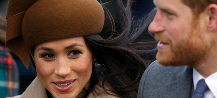 Φωτογραφία: AP- Μέγκαν Μαρκλ και Πριγκιπας Χάρι