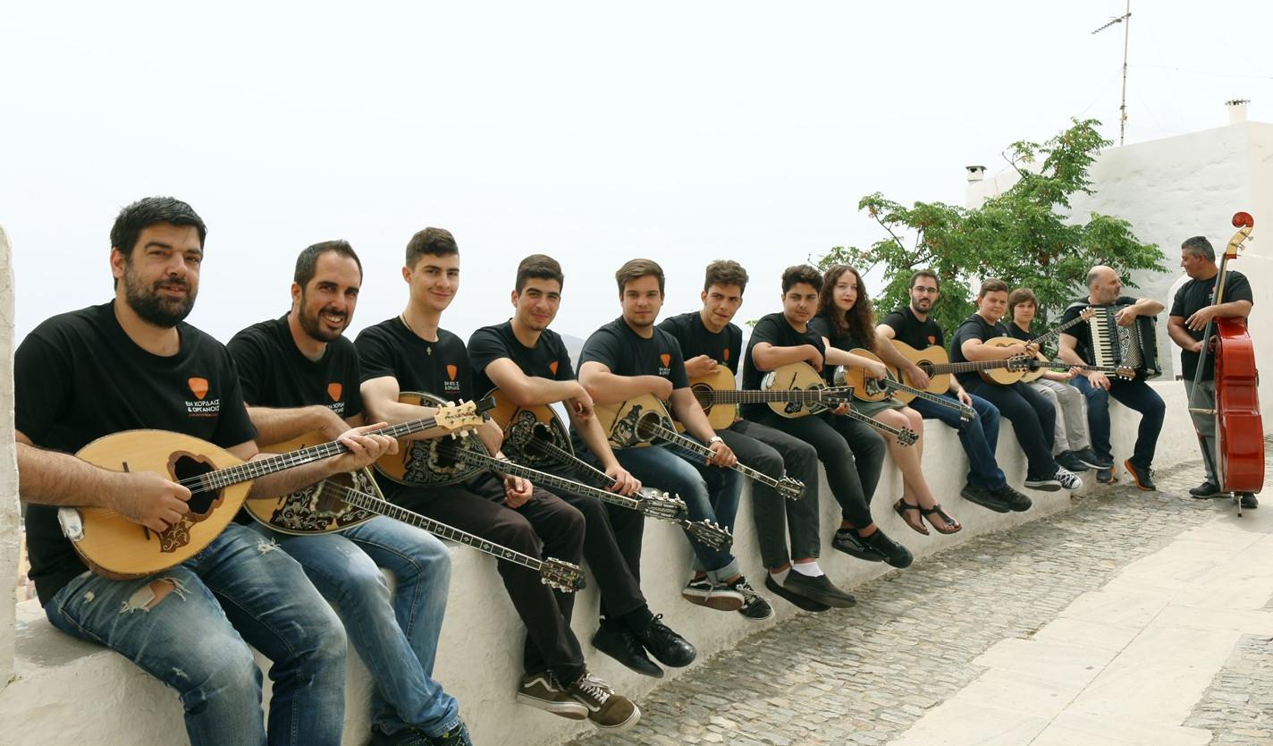 Μία μουσική αναδρομή στα τραγούδια του Μάρκου Βαμβακάρη