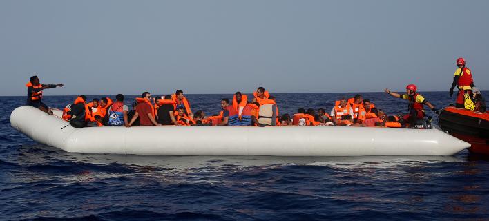 Πρόσφυγες (Φωτογραφία: AP Photo/Renata Brito, File)