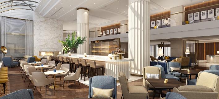 Athens Marriott: 366 δωμάτια πλήρως ανακαινισμένα, στην αρχή της Αθηναϊκής Ριβιέρας