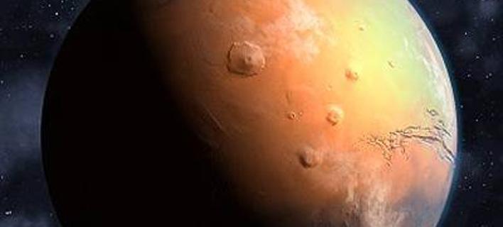 Από τι δημιουργούνται τα παγωμένα ρυάκια στην επιφάνεια του Άρη