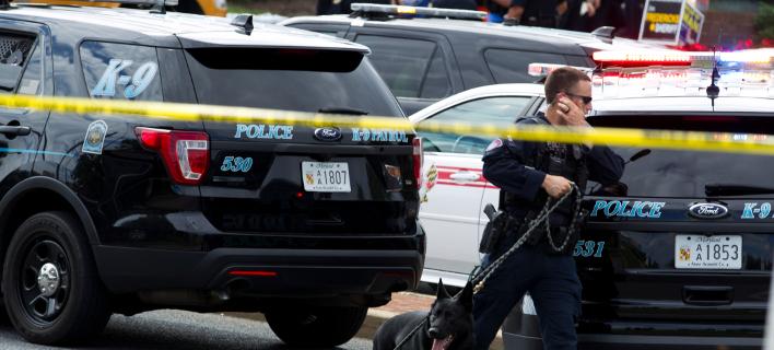 Πυροβολισμοί στο Μέριλαντ (Φωτογραφία αρχείου: AP Photo/Jose Luis Magana)