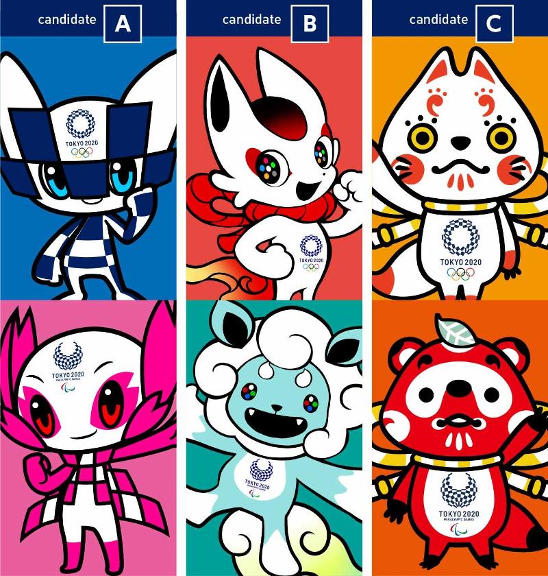 66556efc1df Ολυμπιακοί Αγώνες 2020: Ποια μασκότ είναι καλύτερη; -Οι Ιάπωνες ...