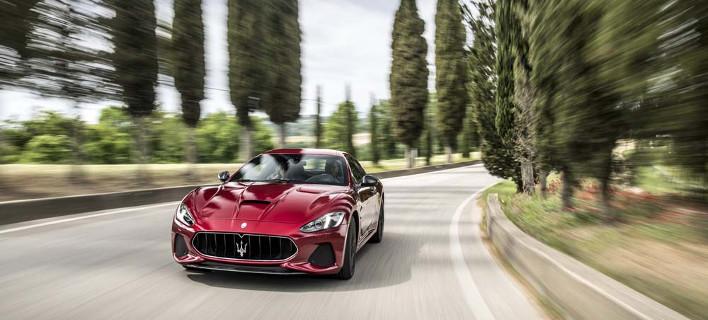 Ανανέωση και αναβάθμιση για τις Maserati Granturismo και Grancabrio