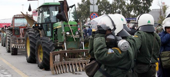 ΠΟΑΣΥ: Τι θα γίνει αν η αστυνομία λάβει εντολή να χτυπήσει τους αγρότες