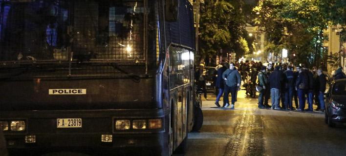 Επέτειος δολοφονίας Γρηγορόπουλου: Φοβούνται τρομοκρατικό χτύπημα ενάντια σε αστυνομικό στόχο