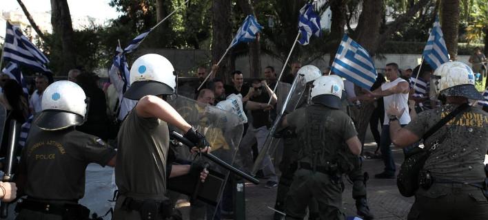 Αστυνομικοί, ΜΑΤ και ΥΜΕΤ ψήφισαν ξανά Χρυσή Αυγή