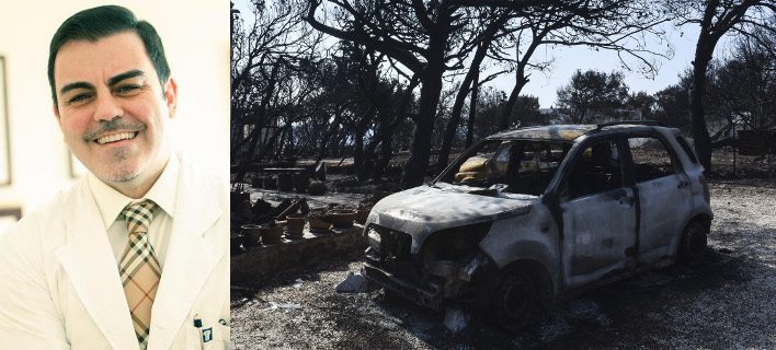 Γιατρός στο iefimerida: Πυροσβέστες δεν είδαμε πουθενά στο Μάτι [βίντεο]