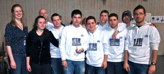 Τη δεύτερη θέση σε πανευρωπαϊκό διαγωνισμό τεχνολογίας πήρε το 3ο Λύκειο Μυτιλήν