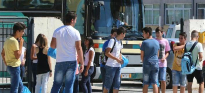 Δωρεάν η μεταφορά 8.500 μαθητών στο Ηράκλειο /Φωτογραφία intime news