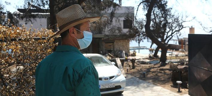 Τοξικός ο αέρας στο Μάτι: Γιατί θα πρέπει οι κάτοικοι να κυκλοφορούν με μάσκες [εικόνες]