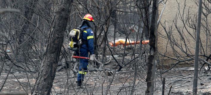 ΩΗ πρώτη αγωγή για τη φονική πυρκαγιά στο Μάτι /Φωτογραφία: Εurokinissi