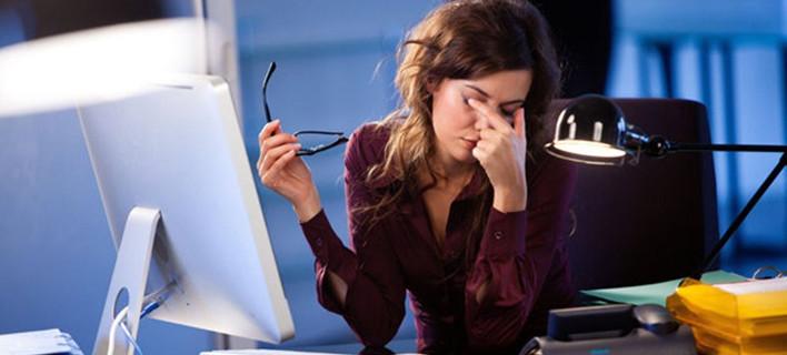 Πώς να προστατεύσετε τα μάτια σας όταν είστε όλη την ημέρα μπροστά σε μία οθόνη