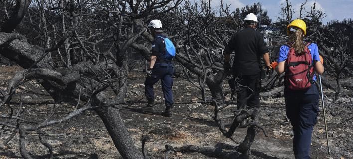 Οι μαρτυρίες αστυνομικών για την πυρκαγιά στην Κινέτα «φωτογραφίζουν» τις εγκληματικές καθυστερήσεις στο Μάτι /Φωτογραφία: Εurokinissi