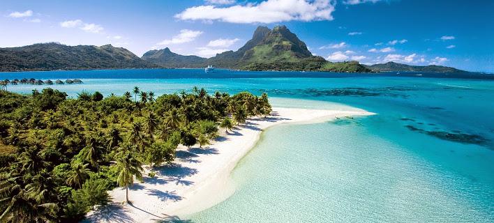 Οι 10+2 καλύτερες παραλίες στον κόσμο -Η ελληνική με τα τιρκουάζ νερά και τη λευκή άμμο που ξεχωρίζει [εικόνες]