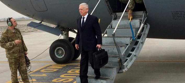 Φωτογραφία: Ο επικεφαλής του Αμερικανικού Πενταγώνου/AP