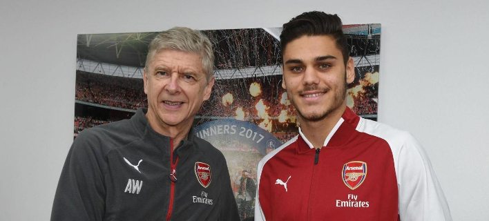 Φωτογραφία: Arsenal