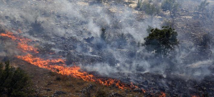 Σε κατάσταση έκτακτης ανάγκης το Μαυροβούνιο: Ζητά βοήθεια λόγω πυρκαγιών [εικόνες]