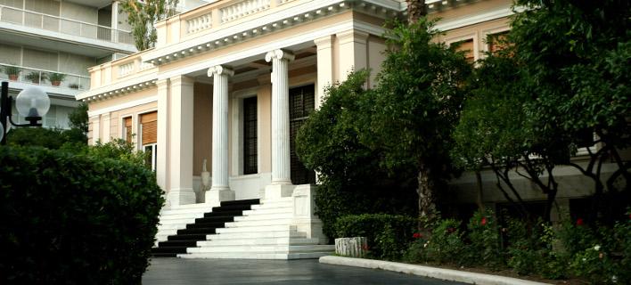 Κυβερνητικές πηγές απαντούν στον κ. Μητσοτάκη (Φωτογραφία: EUROKINISSI/ΤΑΤΙΑΝΑ ΜΠΟΛΑΡΗ)