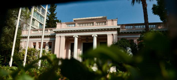 Κτίριο Μαξίμου/ Φωτογραφία: INTIME NEWS- ΧΑΛΚΙΟΠΟΥΛΟΣ ΝΙΚΟΣ