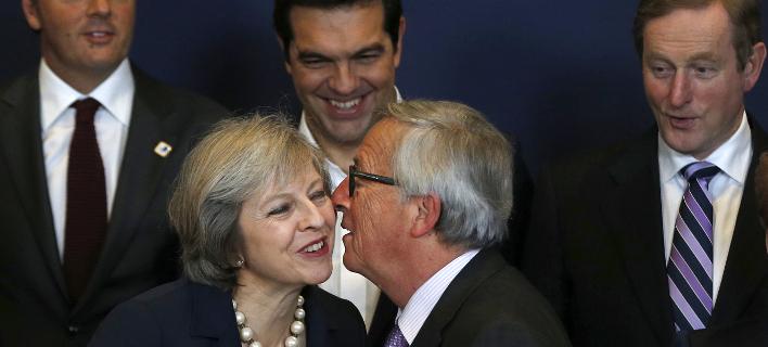 Φωτογραφία: AP/ Alastair Grant