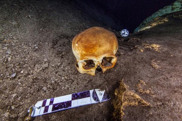 Υποβρύχια σπηλιά με κρανία των Μάγια ανακαλύφθηκε στο Μεξικό [εικόνες]