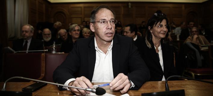 Ο αντιπρόεδρος του Ποταμιού Γιώργος Μαυρωτάς- φωτογραφία sooc.gr