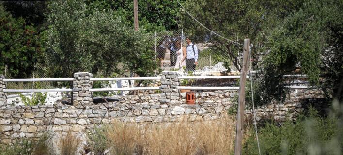 Με Περιστέρα στην Ιθάκη ο Τσίπρας- Φωτογραφίες από το σημείο που έγινε το διάγγελμα [εικόνες]