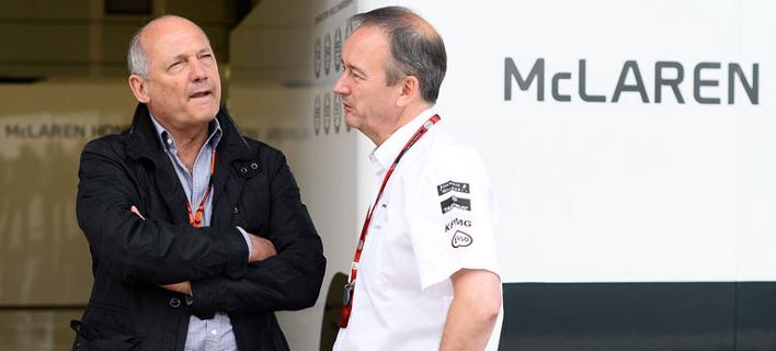 Φωτογραφία: Twitter/McLaren
