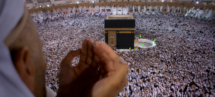 Η Σαουδική Αραβία θα επιτρέψει την είσοδο Καταριανών για το ετήσιο προσκύνημα στη Μέκκα