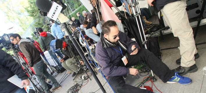 Τετράωρη στάση εργασίας στους τηλεοπτικούς σταθμούς για το «μαύρο» στο MEGA
