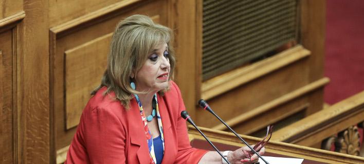 Η Μεγαλοοικονόμου της Ενωσης Κεντρώων προσχώρησε στον ΣΥΡΙΖΑ
