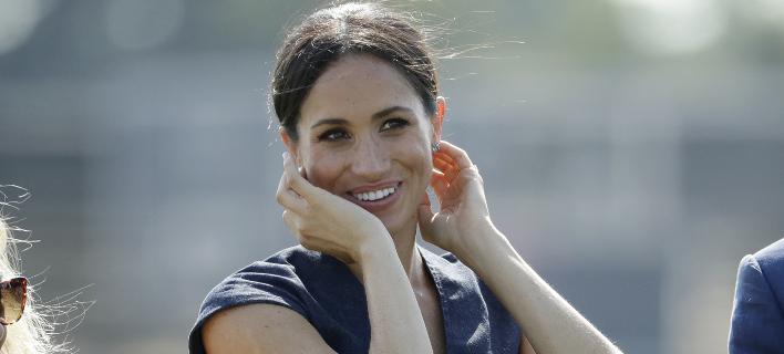 Η Δούκισσα του Σάσεξ, Μέγκαν Μαρκλ /Φωτογραφία: AP/Matt Dunham