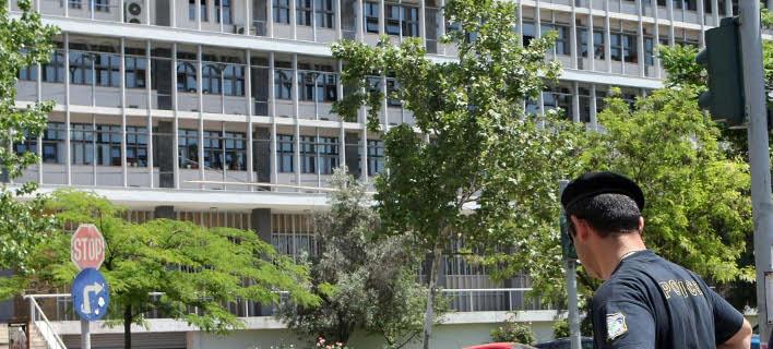 Δικαστικό Μέγαρο Θεσσαλονίκης/ Φωτογραφία: Eurokinissi